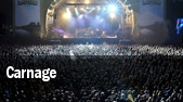 Carnage Washington tickets