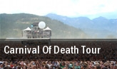 Carnival Of Death Tour Gramercy Theatre tickets
