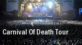 Carnival Of Death Tour Key Club tickets