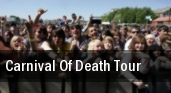 Carnival Of Death Tour Peabodys Downunder tickets