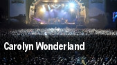 Carolyn Wonderland Washington tickets