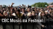 CBC Music.ca Festival tickets