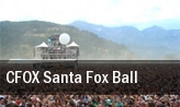 CFOX Santa Fox Ball Vancouver tickets