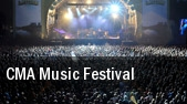 CMA Music Festival Nashville tickets
