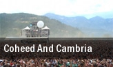 Coheed and Cambria Minglewood Hall tickets