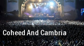 Coheed and Cambria Warehouse Live tickets