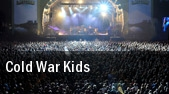 Cold War Kids San Francisco tickets