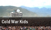 Cold War Kids Stubbs BBQ tickets