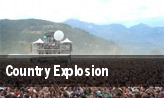 Country Explosion tickets