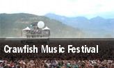 Crawfish Music Festival Biloxi tickets