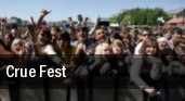 Crue Fest DTE Energy Music Theatre tickets