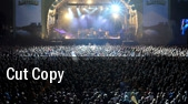 Cut Copy Boston tickets