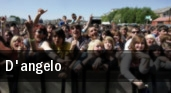 D'angelo San Diego tickets