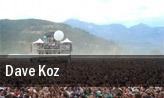Dave Koz Paramount Theatre tickets