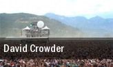 David Crowder Lowell tickets