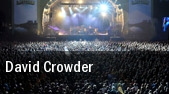 David Crowder Mcalister Auditorium tickets