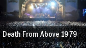 Death From Above 1979 Peterborough tickets