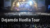 Dejamdo Huella Tour El Paso County Coliseum tickets