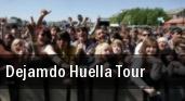 Dejamdo Huella Tour El Paso tickets