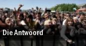Die Antwoord Washington tickets