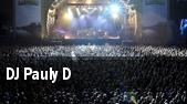 DJ Pauly D Chastain Park Amphitheatre tickets
