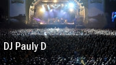 DJ Pauly D Cherokee tickets