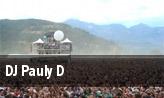 DJ Pauly D Irvine tickets