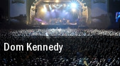 Dom Kennedy Center Stage Theatre tickets
