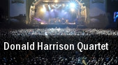 Donald Harrison Quartet tickets