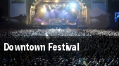 Downtown Festival tickets