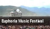 Euphoria Music Festival Carson Creek Ranch tickets