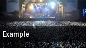 Example Birmingham tickets