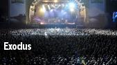 Exodus Cleveland tickets