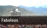 Fabolous Washington tickets