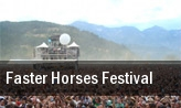 Faster Horses Festival Brooklyn tickets