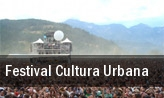 Festival Cultura Urbana tickets