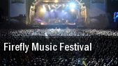 Firefly Music Festival tickets