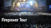 Firepower Tour Cleveland tickets
