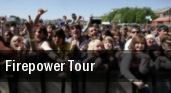 Firepower Tour House Of Blues tickets