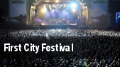 First City Festival tickets