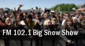FM 102.1 Big Snow Show Eagles Ballroom tickets