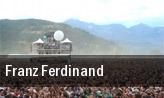 Franz Ferdinand tickets