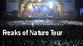 Freaks of Nature Tour Music Farm tickets