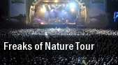 Freaks of Nature Tour Nashville tickets