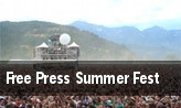 Free Press Summer Fest Yellow Lot 1 at NRG Park tickets