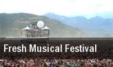 Fresh Musical Festival Crown Coliseum tickets