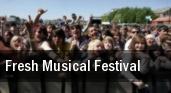 Fresh Musical Festival Fayetteville tickets