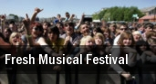 Fresh Musical Festival James Brown Arena tickets
