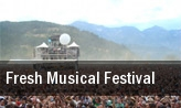 Fresh Musical Festival Richmond Coliseum tickets