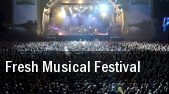 Fresh Musical Festival Valley View Casino Center tickets